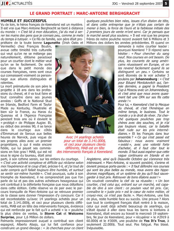 Article JDG